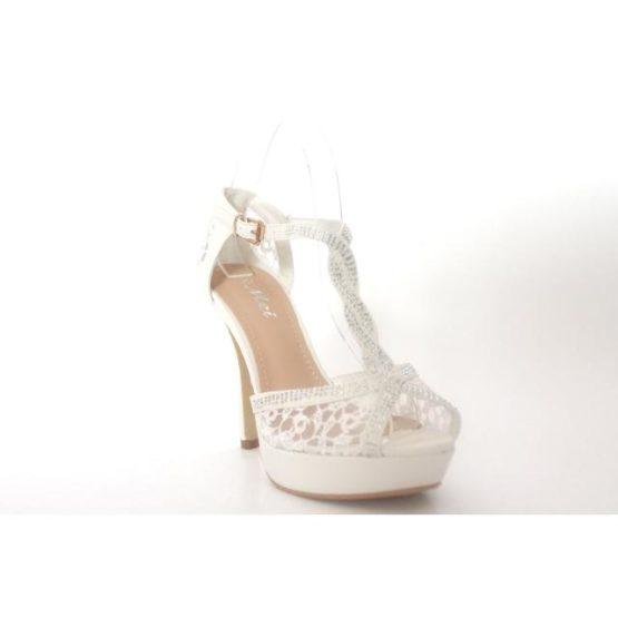 Sandale de mireasa Chica