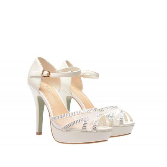 Sandale de mireasa Perla